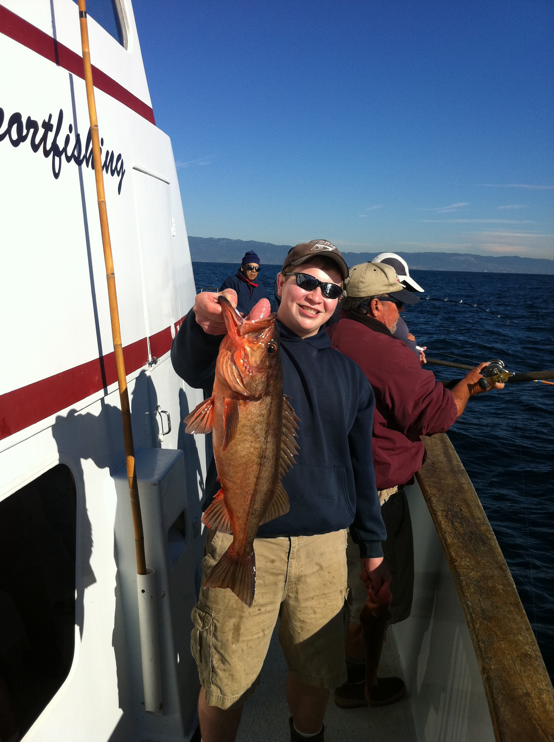 Trip Report Fall Rockfishing On The Spitfire Socalsalty