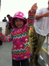 "Juj's ""Best day on the water Daddy!"""