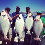 SMB crew got 5 of the 8 halibut