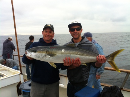 Trip report jake juj s 1st sd trip socalsalty for Seaforth landing fish report