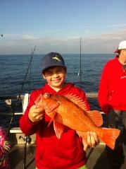 Nice red Jake!