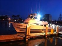 Pre-dawn at Dock 52