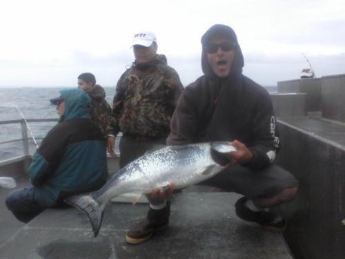 King Salmon on the NDM